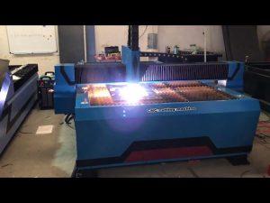 shitje e nxehtë cnc makine plazma për prerje metalike / prestar plazma