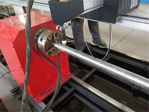 2017 Makinë prerëse tubi plazma metalike e re tipi i ri, makinë prerëse tubi metalik CNC