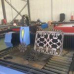 makinë automatike e prerjes së tubit të dritës / makinës prerëse të tubit cnc / tub dritë prerës plazma