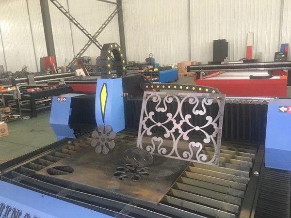 CE aprovoi makinën e prerë të plazmës me kosto të ulët CNC