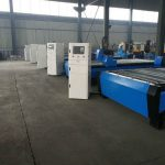 cnc makine prerëse e flakës plazma portative / desktop desktop / pajisje kompjuterike CNC prerje çeliku inox