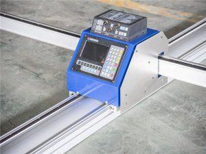 Makinë prerëse e plazmës me efikasitet të lartë CNC me shpejtësi të vogël prerëse 0-3500 mm