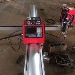 me cilësi të lartë flakë portative portative CNC / mini metalikë portative CNC makina për prerje plazma