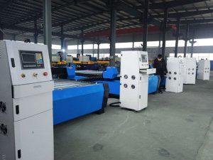 makinë prerëse fletë metalike / prerëse plazma CNC çmim i lirë 1325