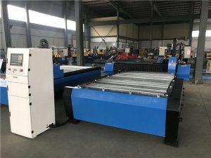 Makinë e madhe shpimi plazma me pllaka tubi 20006000 mm CNC