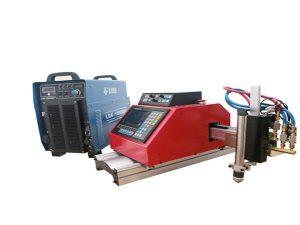 me kosto të ulët të lehta të lehta të lëvizjes flakë CNC / makinë prerëse plazma