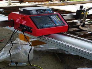 cnc makinë prerëse numerike portative / makinë prerëse plazma metalike