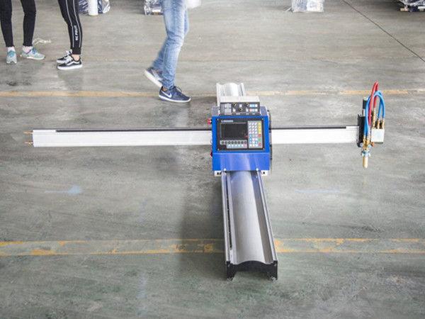 Mikro me teknologji të re Fillimi CNC CNC / makinë portative me prerje plazma