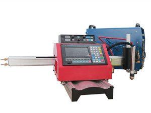 Makinë prerëse plazmatike e oksigjenit Acetilen CNC me Mbajtësin e Kabllit të pishtarit 220V 110V
