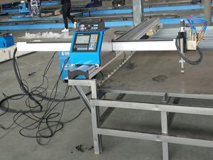 Makinë prerëse plazma cnc portative pricemimi ekonomik Makina prerëse metalike