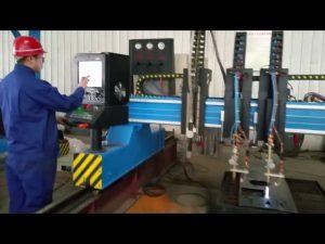 fabrikë e rëndë e makinave për prerje pllaka cnc pllaka të automatizuara