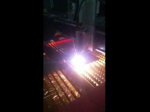 makinë prerëse plazma industriale cnc që furnizon me fuqi plazmatike me cilësi të lartë