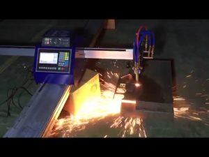 makinë me kosto të ulët mini portative cnc tub portativ për prerjen e çelikut inox