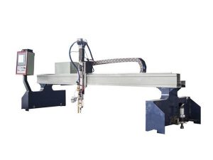 makinë prerëse e vogël pantografike cnc gantry / prerës plazma